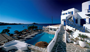 Petionos Beach Hotel - Mykonos Hotels by Red Travel Agency