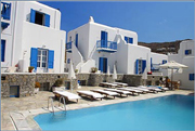 Mykonos Hotels Category A (****) - Red Travel Agency in Mykonos